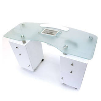 Manicure Table Glass