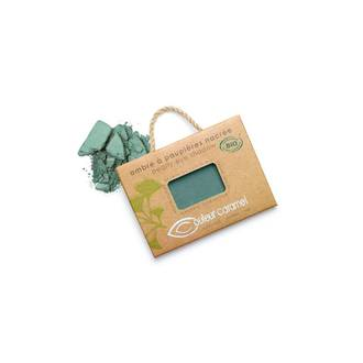 Couleur Caramel Pearly Bluish Green Eye Shadow