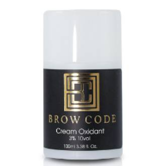 Brow Code 3% Peroxide Cream