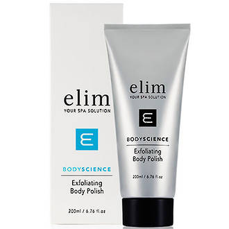 Elim Body Science Exfoliating Body Polish 200ml