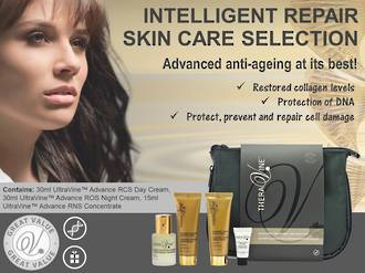 Theravine RETAIL Intelligent Repair Skin Care Selection Pack