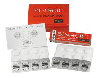 Binacil Lifting Box Blue Black