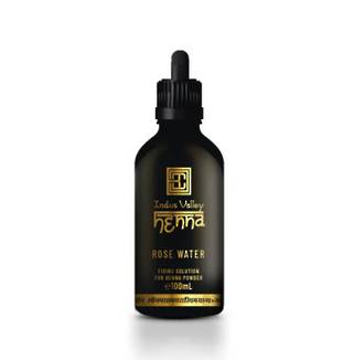 Brow Code Henna Rose Water Fixing Solution 75ml