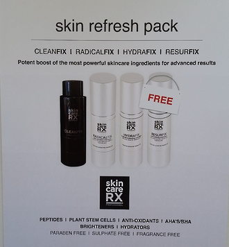 SkincareRX Skin Refresh Pack