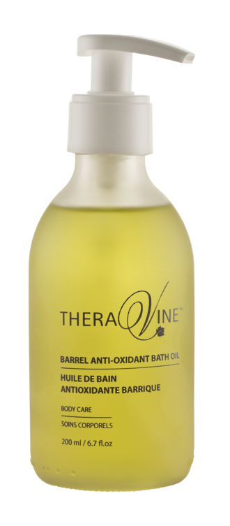 Theravine Professional Theravine Barrel Anti-Oxidant Bath Oil 200ml
