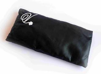Theravine Eye Pillow Black