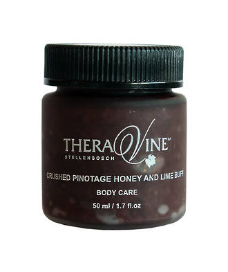 Theravine Professional Crushed Pinotage Honey and Lime Buff 1kg