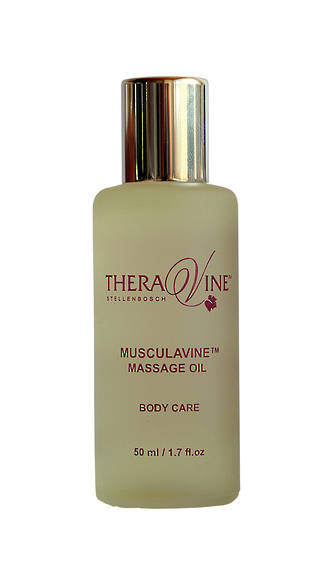 Theravine Professional Musculavine Aches and Pains Massage Oil 200ml