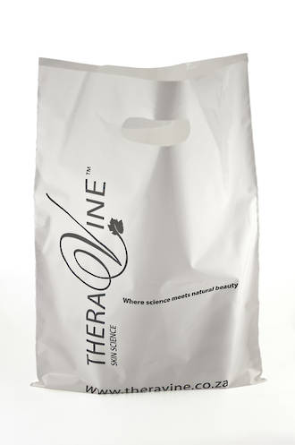 Theravine Plastic Bag