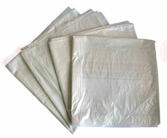 Theravine Body Wrap Plastic Sheets 10pc