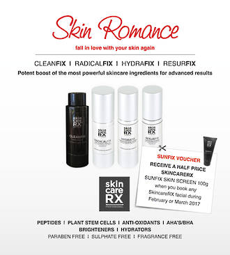 Skin Romance - Fall in Love with your skin again