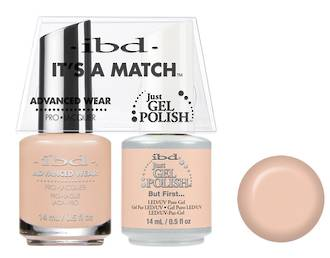 Nude Collection - But First Just Gel Duo Pack