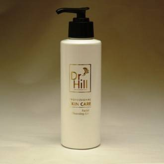 Dr Hill Facial Cleansing Gel 500ml pump bottle