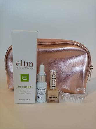 Elim nail, hand & cuticle care pack