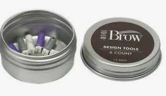 Ardell Brow Design Tools 6ct