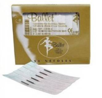 F2 Gold Shank Needles 50pk