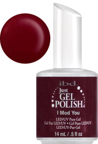 Mad about mod Just Gel I Mod you Polish