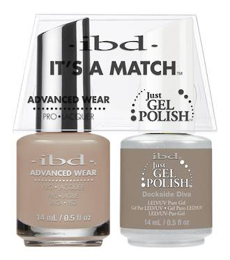 IBD Duo Polish - Dockside Diva