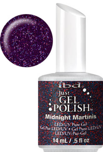Just Gel Midnight Martinis Polish