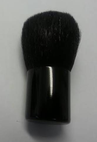 Black Kabuki Brush - Mini