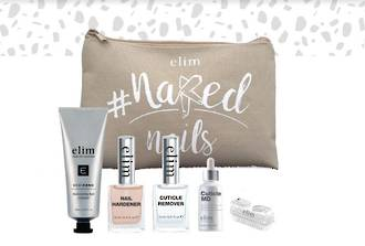 Elim Naked Nails = FREE BAG AND NAIL BRUSH