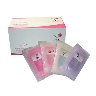 Paraffin Wax 6pcs Rose