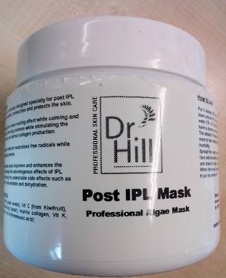 Dr Hill Post IPL Mask 250g bucket