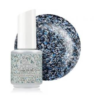 Mad about mod Just Gel Don't Fringe Polish
