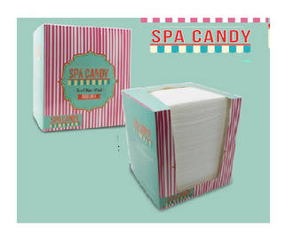 Spa Candy - FACIAL WIPES 100PK