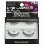 Ardell Fashion Lashes 109 Black 6 Pack Refill