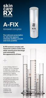 SkincareRX A-FIX DL Flyer - Pack of 50