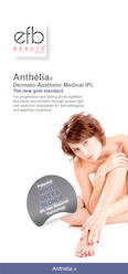 Anthelia Brochures - 50 Pack