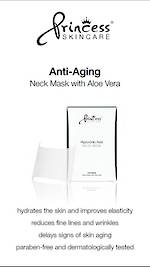 Princess Poster A4 Anti-Aging