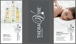 Theravine Promotional Body Drop Banner Selection - set of 3