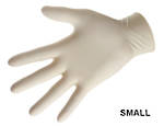 Latex Gloves Small