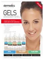 Dermedics Poster GELS A4