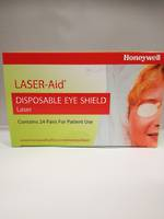 Laser Shields - 24 pair box Client Eye Protection