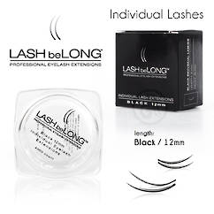 LASH beLONG Individual Lashes 12mm 4000 count