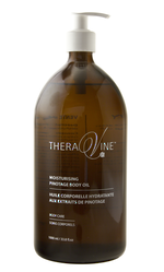 Theravine Professional Moisturising Pinotage Body Oil 1000ml