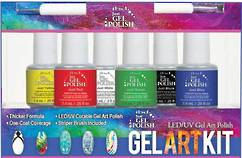 ibd Just Gel Art Kit