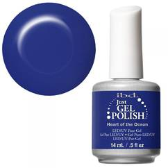 Just Gel HEART OF THE OCEAN 14ml Polish