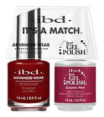 IBD Duo Polish - Cosmic Red