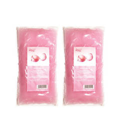 Paraffin Wax 2pcs Peach