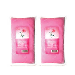 Paraffin Wax 2pcs Rose