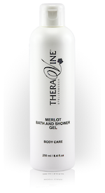 Theravine Professional Merlot Bath and Shower Gel 500ml