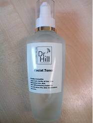 Dr Hill Facial Toner Glass Bottle 135ml