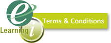 e-Learning T&C icon