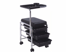 pedicure trolley stool-559