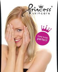 Princess A3 Poster-Dare to be Perfect