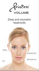 Princess Poster A4 Deep and Volumetric Treatments